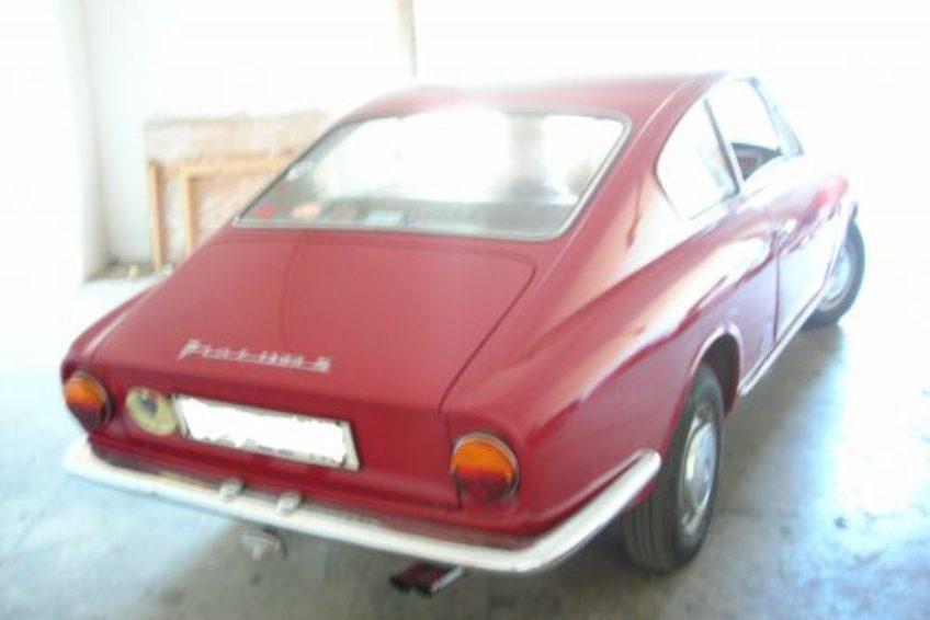 1300 S COUPE VIGNALE auto d'epoca - Pioneauto.it Fiat Prezzo on