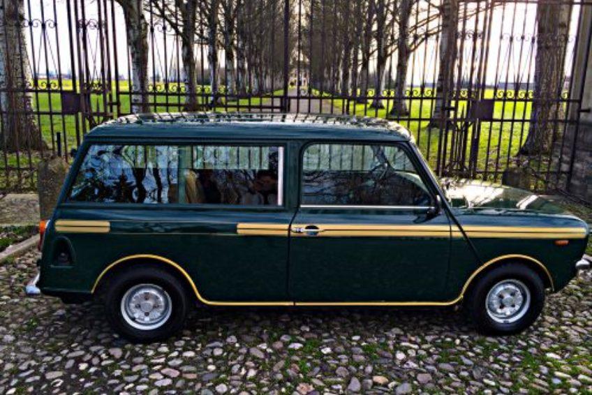 British Leyland Mini Clubman Estate Dupont 1979 Auto Depoca